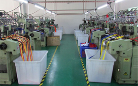 Lanyards Production Process
